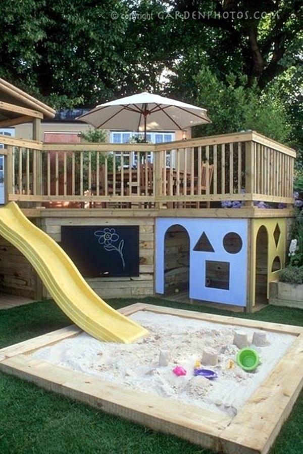 The Sand Slide
