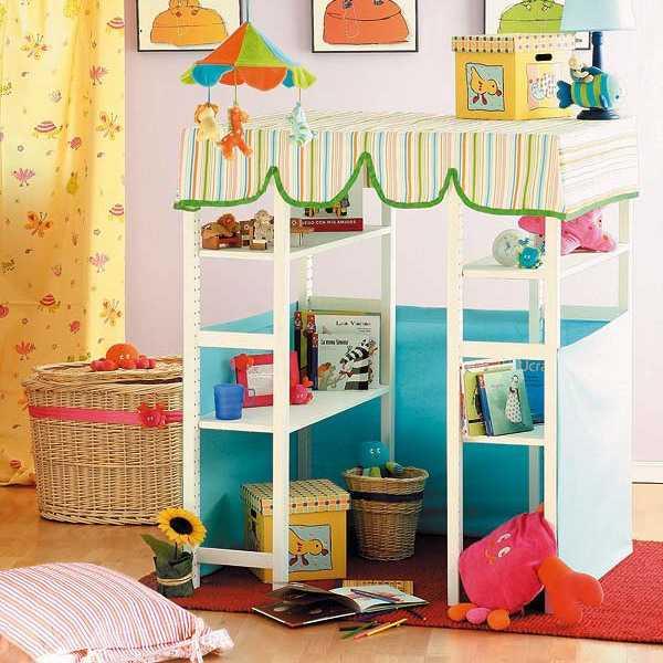 A Comfy Mini Home Cum Storage