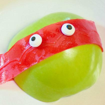 Teenage Mutant Ninja Turtle Party Ideas for Kids Mutant Snack