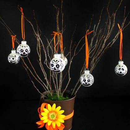 Dia de los Muertos-Easy Day of the Dead DIY Crafts Project for Kids