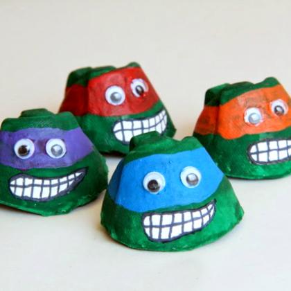 Teenage Mutant Ninja Turtle Party Ideas for Kids Stone Ninja