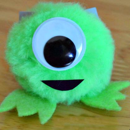 The One Eyed Greenie