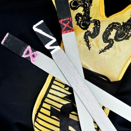 Ninja Belts