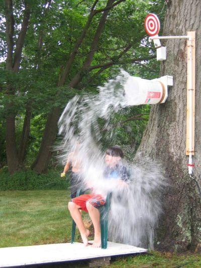 Target Water Dunk