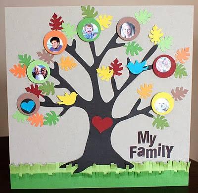 family tree for kids