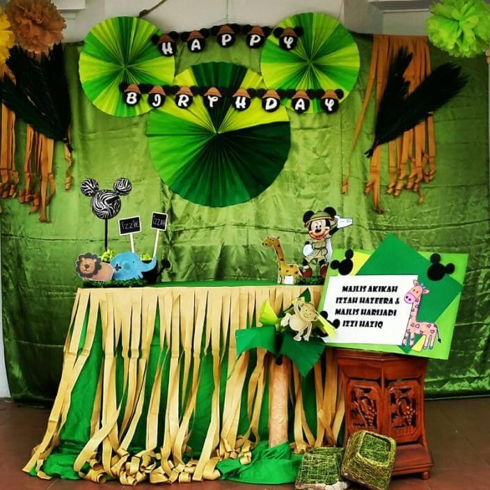 Greenery Decoration
