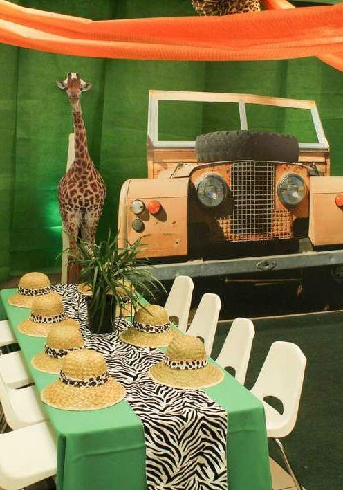 Real Safari Theme