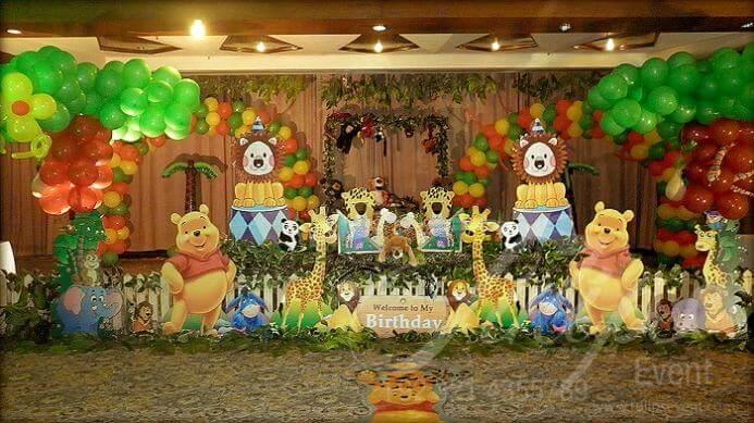 Jungle Safari Theme Birthday Party Ideas Happy Pooch Theme