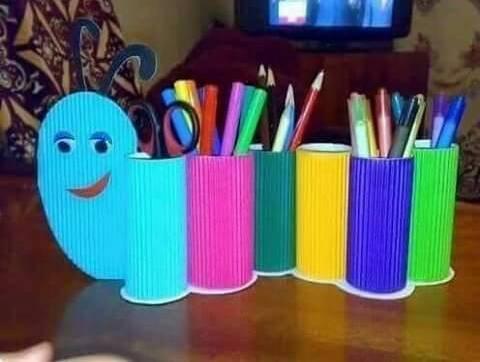20 Easy Toddler Crafts Using Toilet Paper Rolls Kids Art Craft