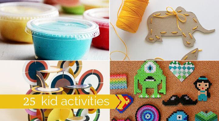 25 best indoor craft activities for kids kids art craft for Indoor crafts for kids