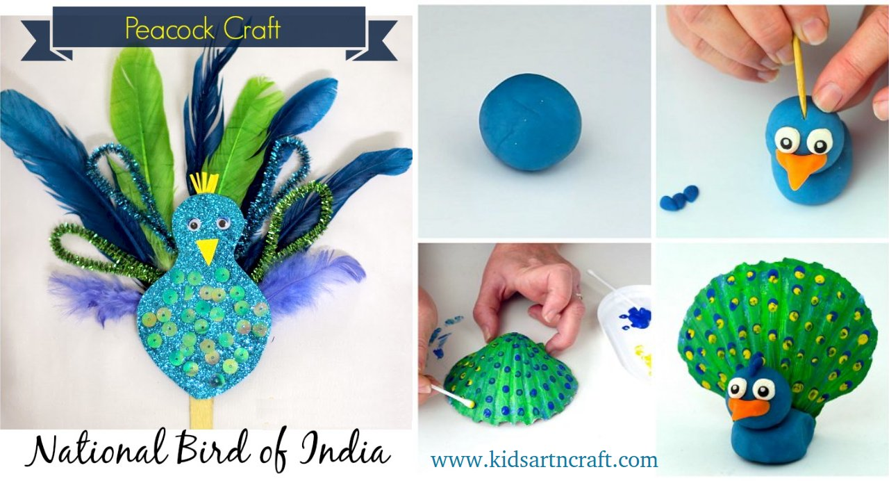 peacock craft ideas for kids diy pretty peacock themed crafts for amp craft 7033